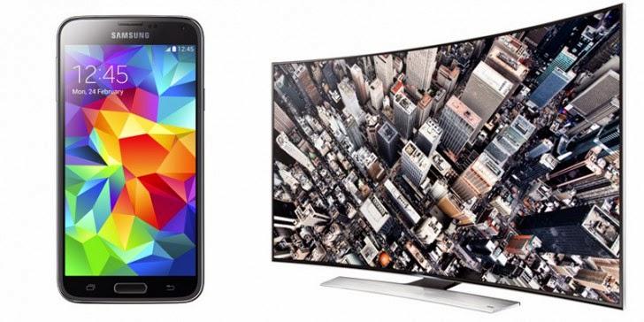 Ücretsiz Galaxy S5 Kazanmak İster Misiniz?