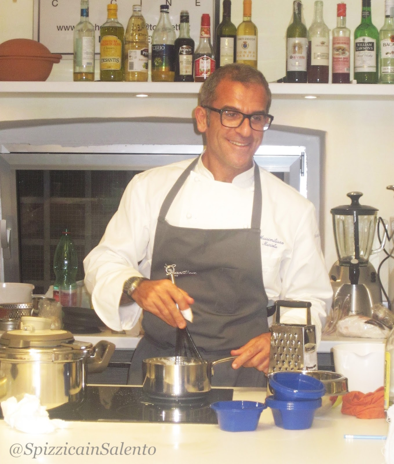 Max cucina l'italia risotto radicchio