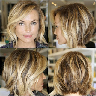 Hairstyle Week: Mid Length Bob Hairstyle