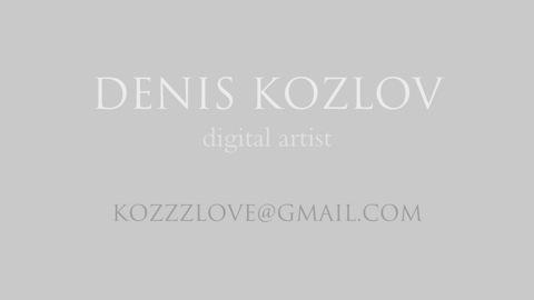 Denis Kozlov, vfx artist, email address