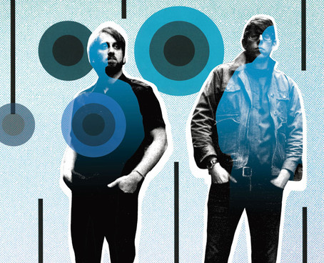 ©Jimmy Turrell - Album of the Week   Album de la semana (para NME)
