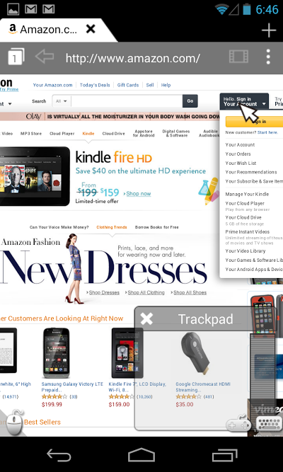 Puffin - Web Browser Tercepat untuk Android