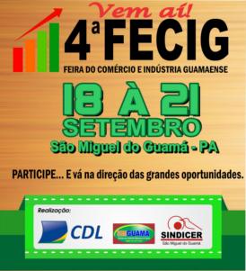 4ª FECIG em São Miguel