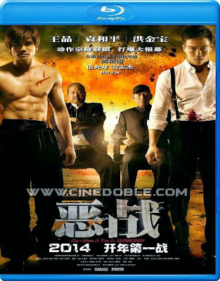 Once Upon a Time in Shanghai (2014) 1080p Español Subtitulado