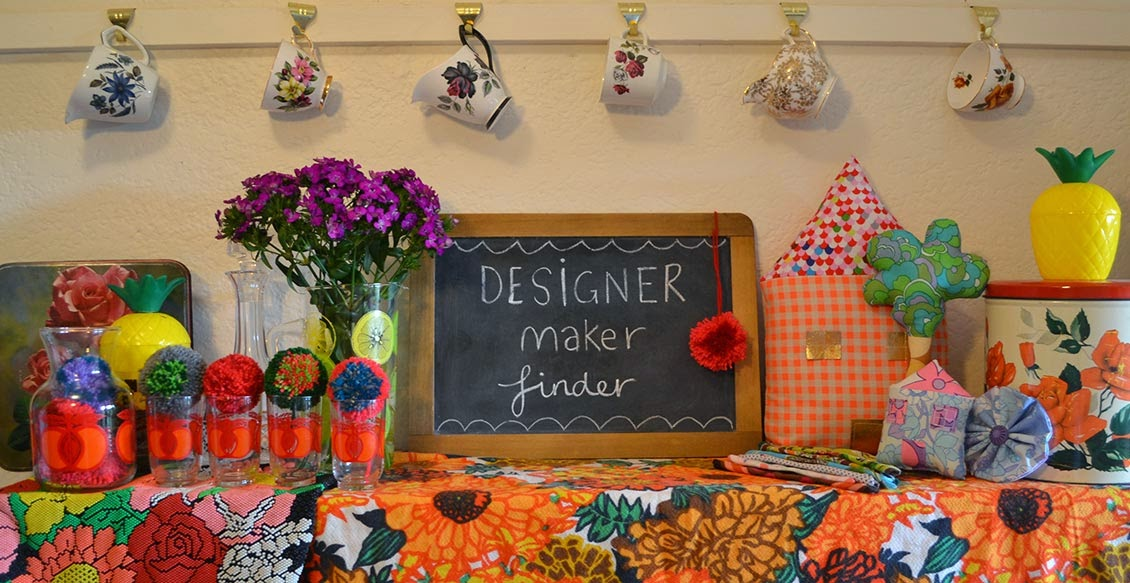 Designer ♥ Maker ♥ Finder