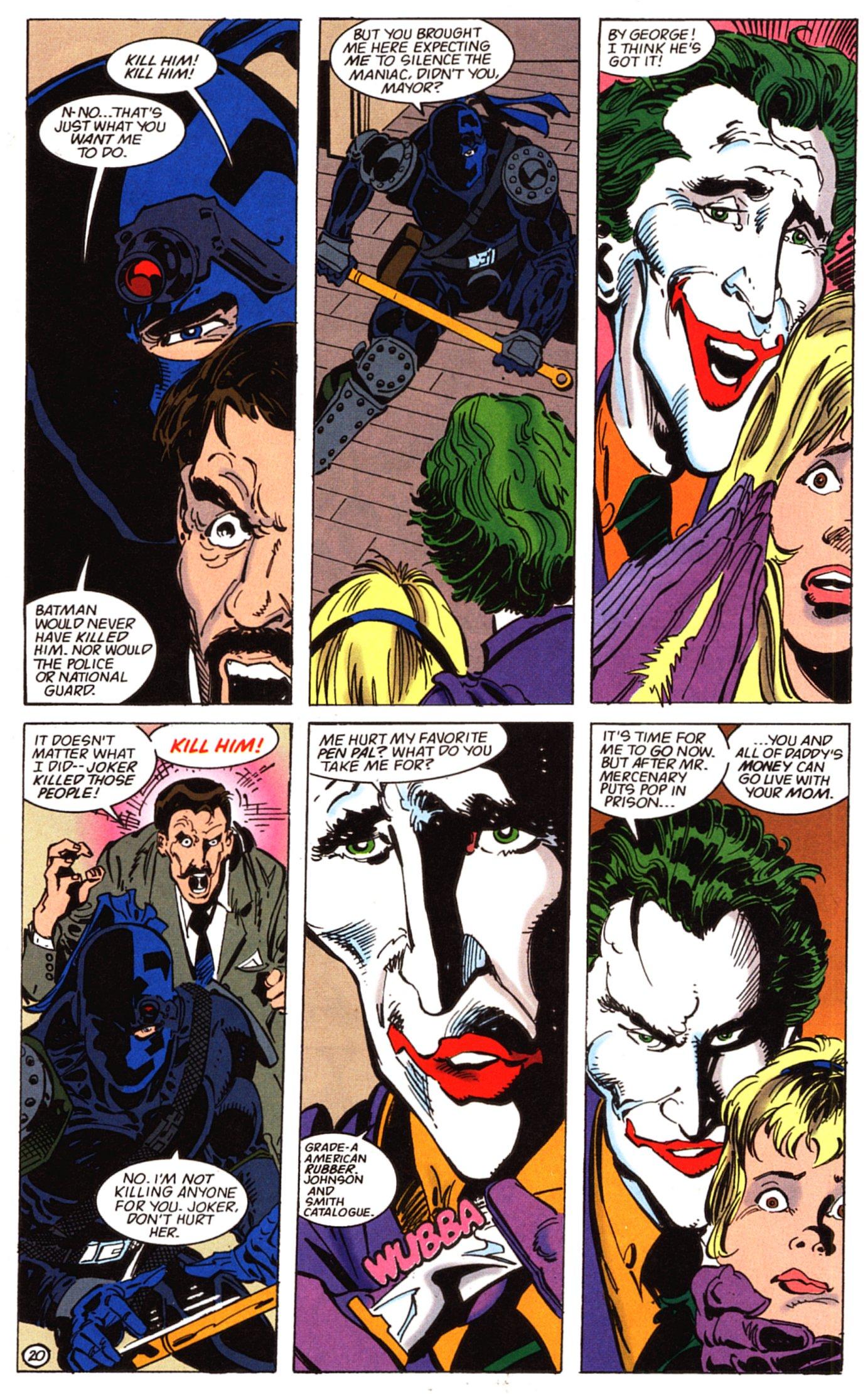 Deathstroke (1991) Issue #58 #63 - English 21
