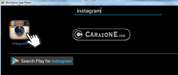 Cara Install Jalankan instagram Lewat PC