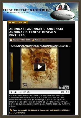 ANUNNAKI-ANNUNAKI-NIBIRU-ZECHARIA SITCHIN-YOU TUBE-PINTURAS-PINTOR-ERNEST DESCALS
