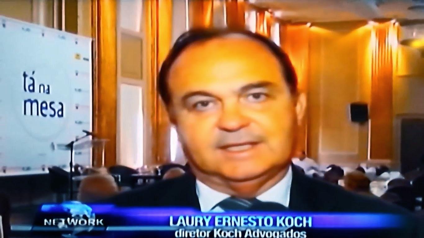 Entrevista com Dr. Laury Ernesto Koch no Programa Network