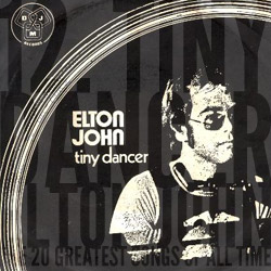 The 20 Greatest Songs Of All Time: 12. Tiny Dancer (Elton John, 1972)