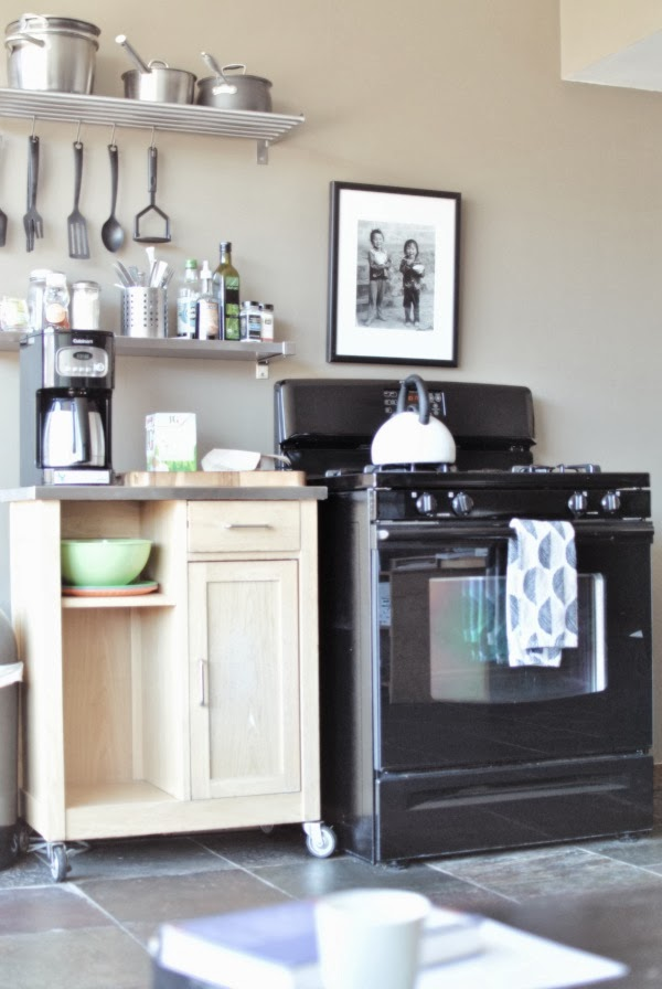 kitchen at the breezeway by the sea