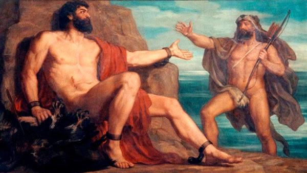Prometheus, Hercules