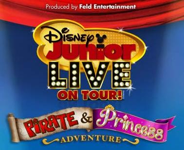 Disney junior live tour coupons