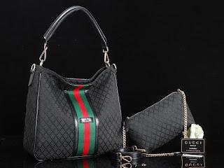 Tas KW Gucci Sophie Kanvas Semi Premium 41217BJS Jakarta