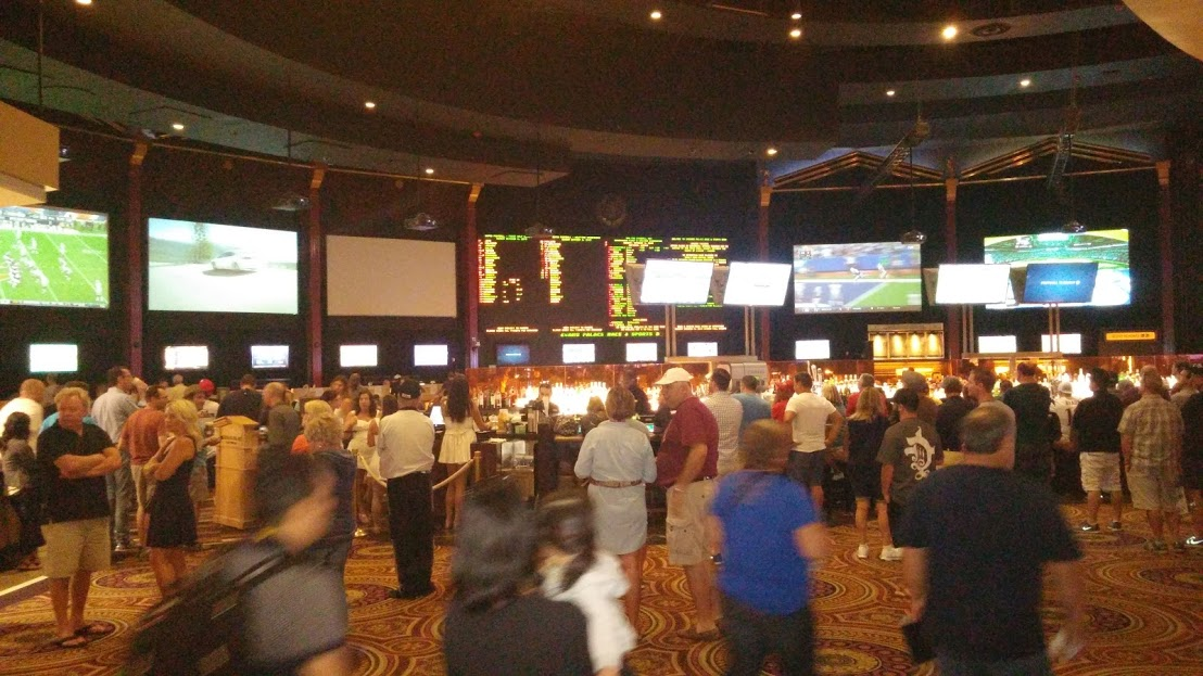 Caesars Palace sports book