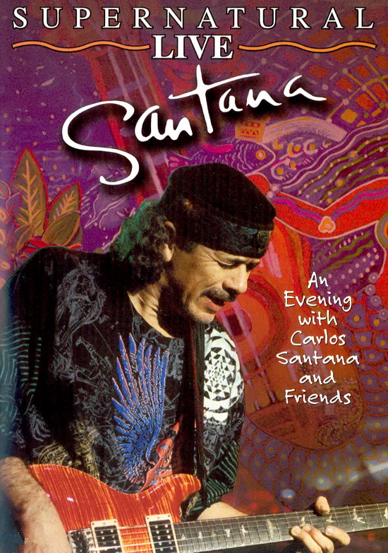 Santana - Supernatural Live 2000 ... 87 minutos