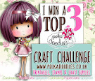 Top 3 Polkadoodles Crafting challenge week nº1