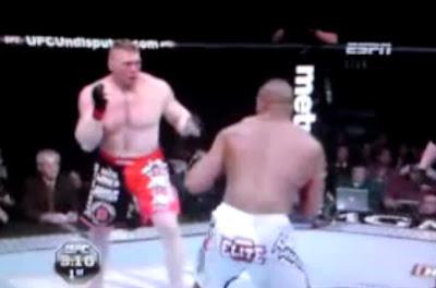 Brock Lesnar umum bersara dari UFC