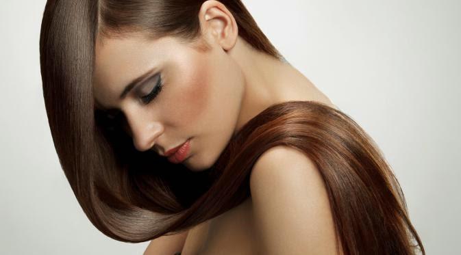 Tips & Cara  Meluruskan Rambut dengan Bahan Rumahan