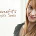 10 AMAZING HEALTH BENEFITS OF SMILING!