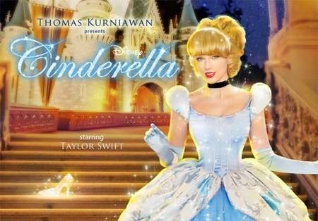 Cinderella - Taylor swift
