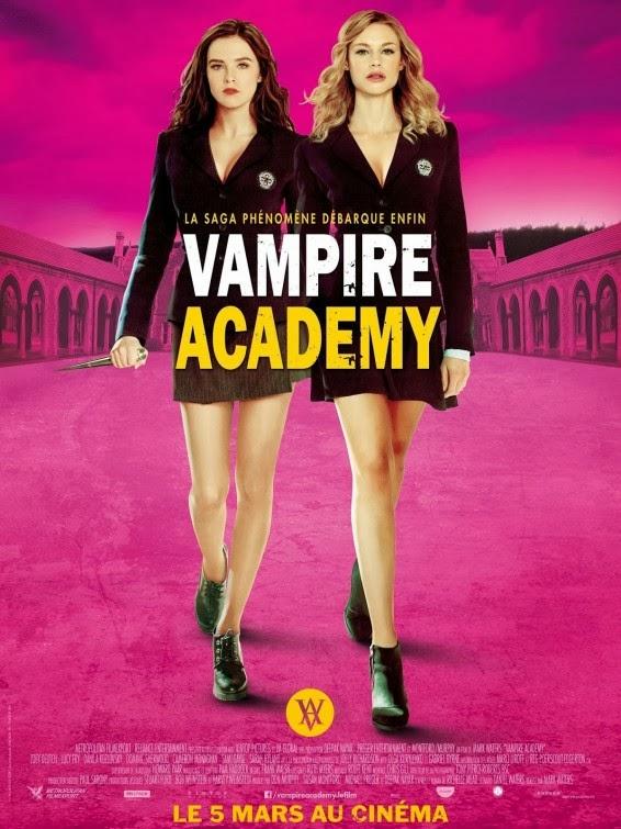 Academia De Vampiros (2014) [Dvdrip] [Latino] [1 Link]