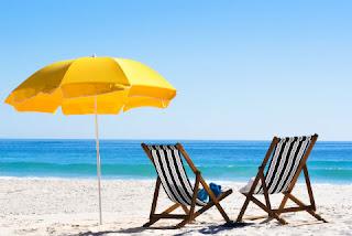 Vacation Time + Blogging Break!