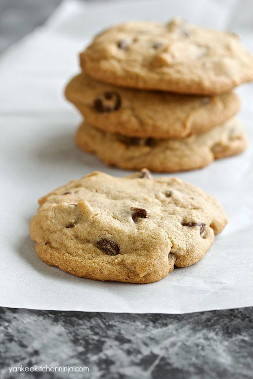 Chef Jeff chocolate chip cookies