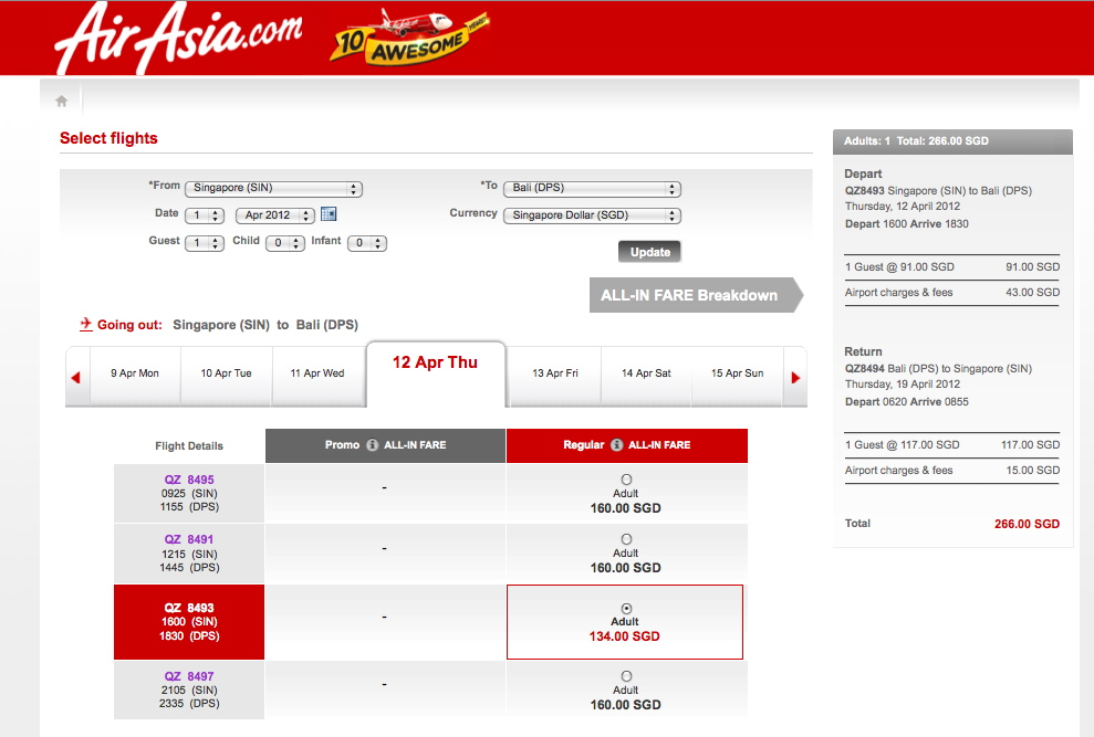 how to find cheap airasia flights
