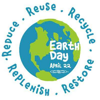 Earth Day - Together We Save The Earth