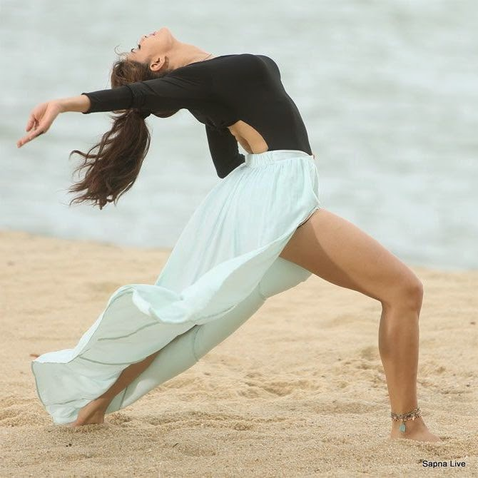Jacqueline's Sexy Dance Performances