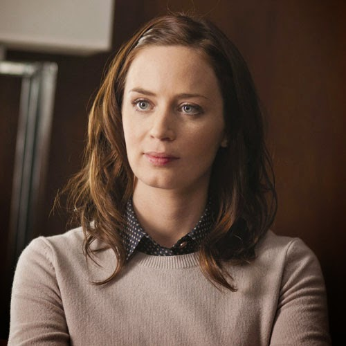 Emily Blunt: World most Sexiest 100 woman ranking #74