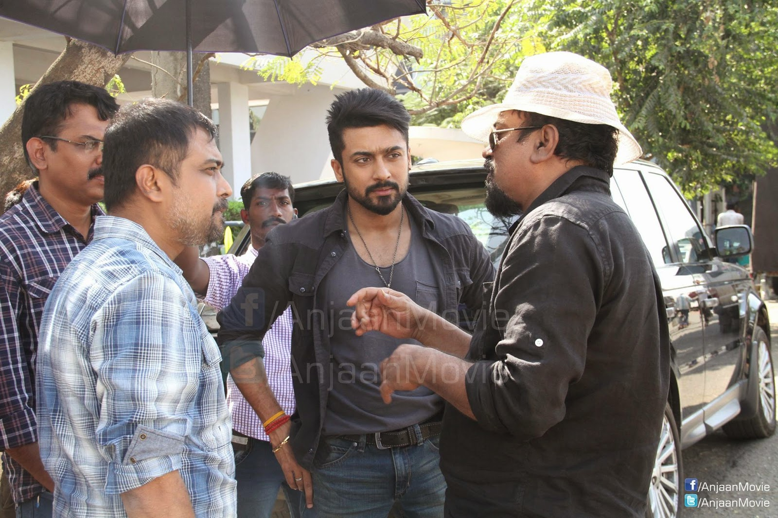 Anjaan surya at sets shooting spot complete photos images gallery anjaan surya at sets shooting spot complete photos images gallery in hd thecheapjerseys Gallery