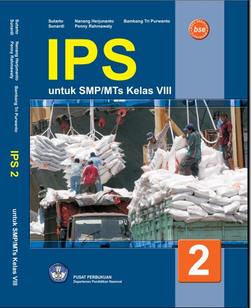 Buku Elektronik Smp Ips Kelas 8 Ebook