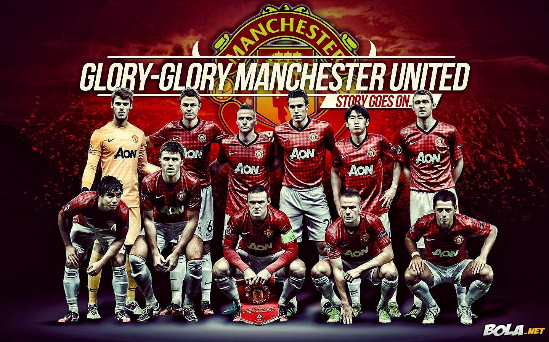 01041, Gambar Wallpaper MU Manchester United Super Keren Terbaru, manchester United