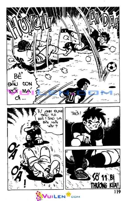 Jindodinho - Đường Dẫn Đến Khung Thành III Tập 27 page 119 Congtruyen24h