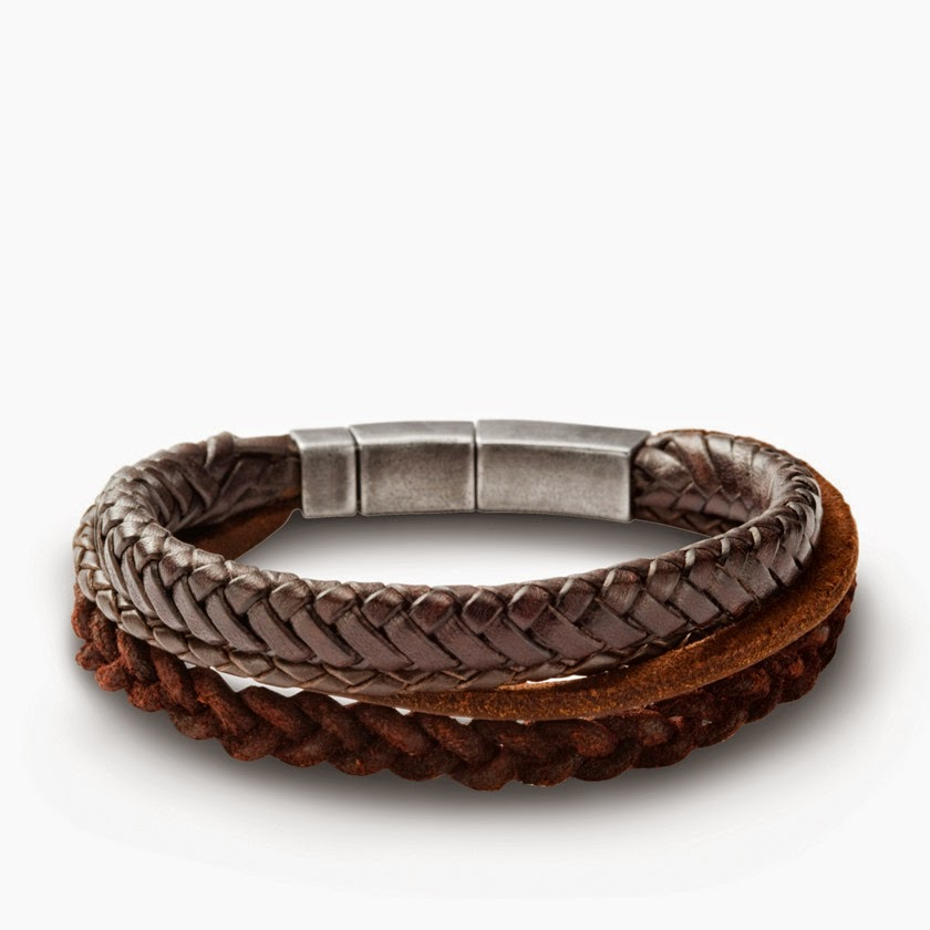 bracelets cuir homme miansai fossil simon carter paul smith blog 39 o style. Black Bedroom Furniture Sets. Home Design Ideas