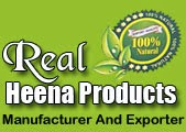 REAL HEENA PRODUCTS