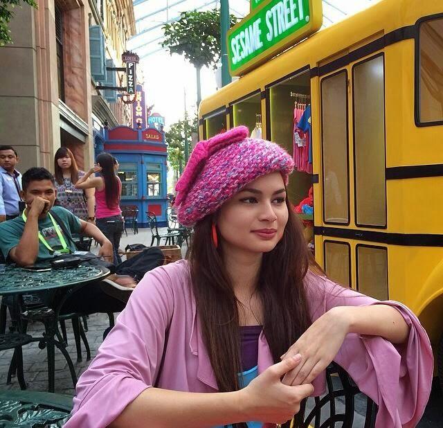 Apabila foto selfie Izara Aishah tersebar