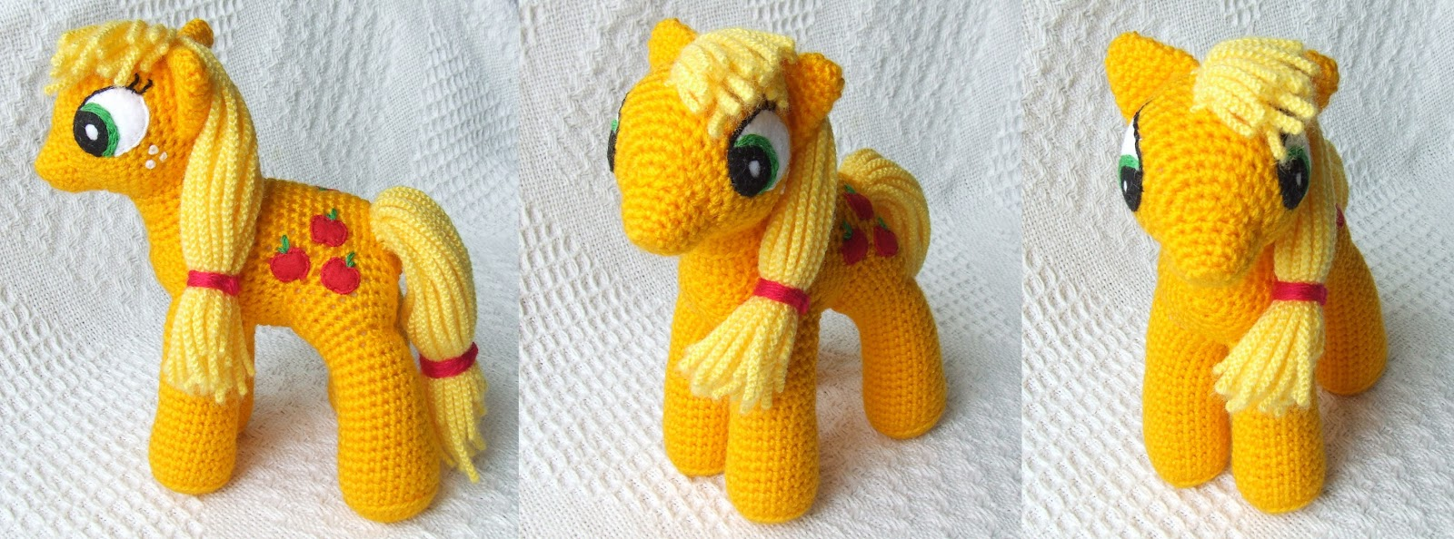 Amigurumi Pattern My Little Pony : Knit One Awe Some: My Little Pony: Friendship is Magic