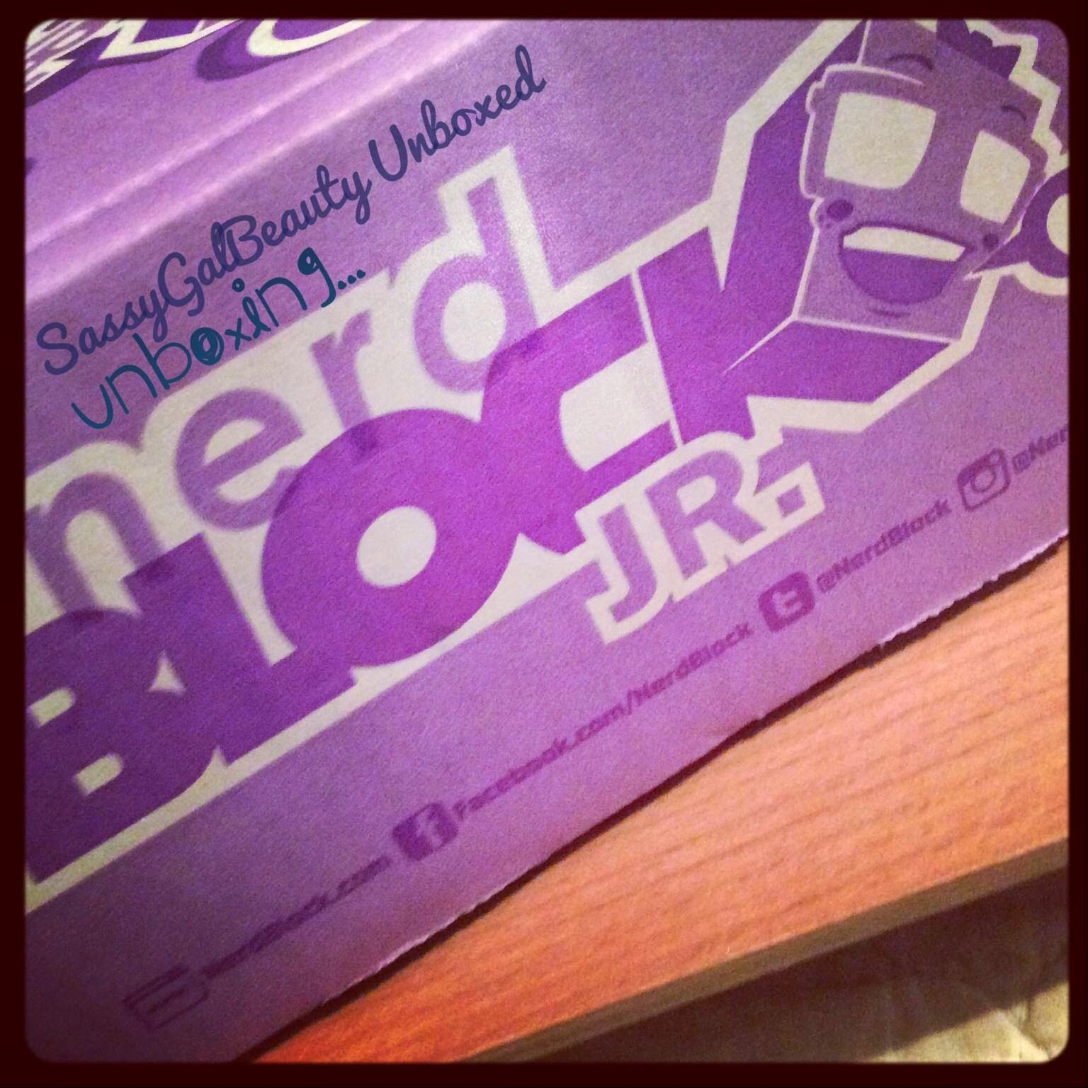 NerdBlock Jr. For Girls