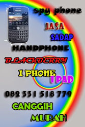 SOFTWARE SADAP HP & BB CANGGIH