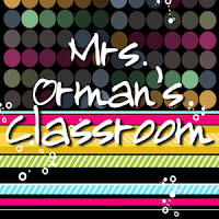 Mrs. Orman's Classroom www.traceeorman.com