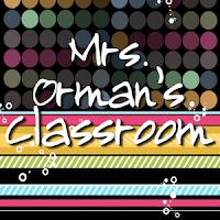 Mrs. Orman's Classroom www.traceeorman.com
