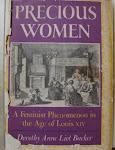 Acum citesc: Precious Women- Dorothy Anne Liot  Backer