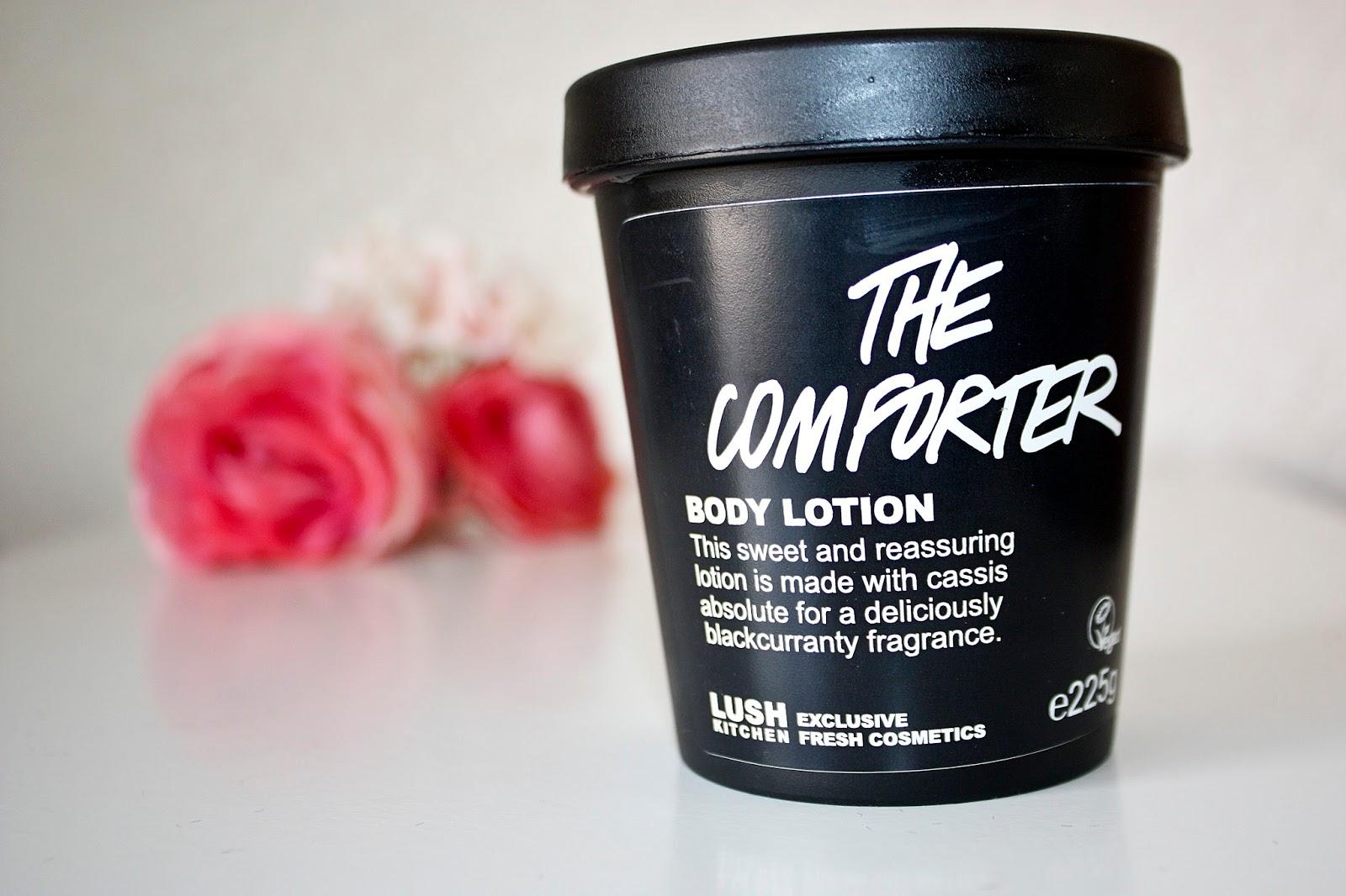 Lush Comforter Lotion