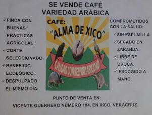 """Café """"Alma de Xico"""""""
