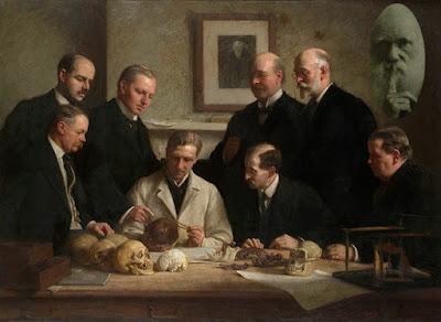Despite the claims of proponents of evolution, there is no evidence that humans evolved. There is a great deal of bad science and even fraud in that area, however.