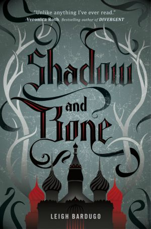 "Review of Shadow and Bone: When you open the book, you see a map of Ravka that includes a dark slash labelled as the ""Unsea,"" and there's a monster in it with giant teeth and YOU ARE ONLY AT THE MAP AND IT'S ALREADY AWESOME."
