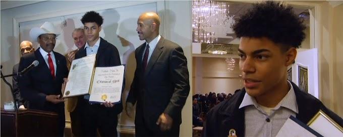Estudiante dominicano finalista en el Programa Académico Presidencial de Estados Unidos
